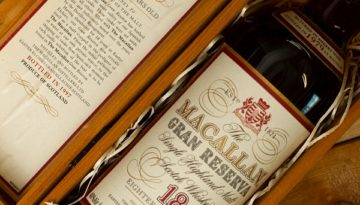 Sell Macallan Gran Reserva 1979