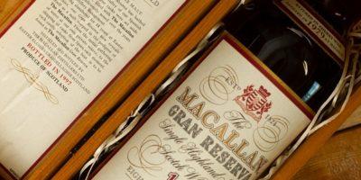Sell Macallan Gran Reserva 1979