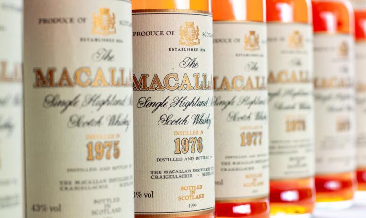 Macallan 18. Collection