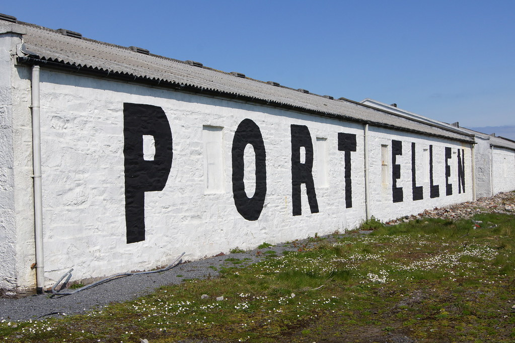 Port Ellen was one of the victims of the 1980s whisky loch.