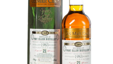 Port Ellen Old Malt Cask