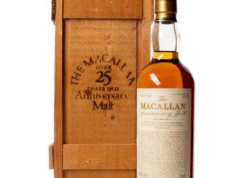 Macallan 1962 25yo