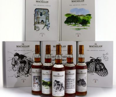 macallan archival