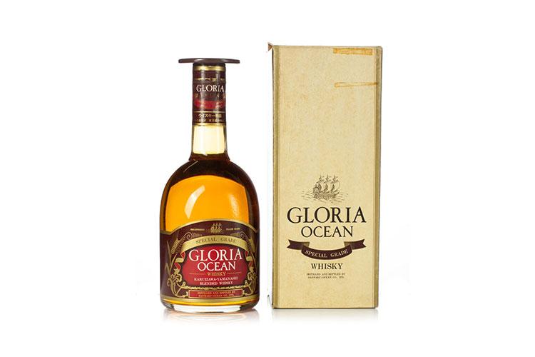 Karuizawa-Yamanashi-Gloria-Ocean-Japanese-Whisky