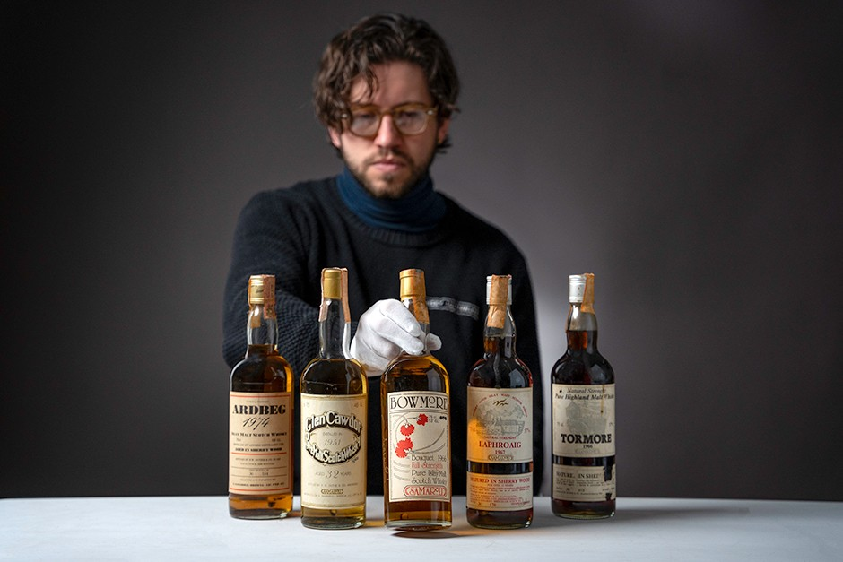 Image via Whisky Auctioneer