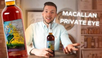 Macallan Private Eye