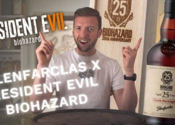Glenfarclas x Biohazard